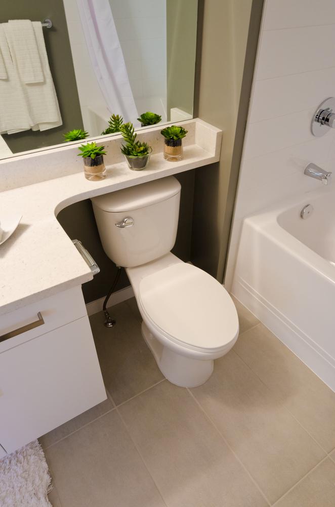 идеи для хранения для маленькой ванной комнаты