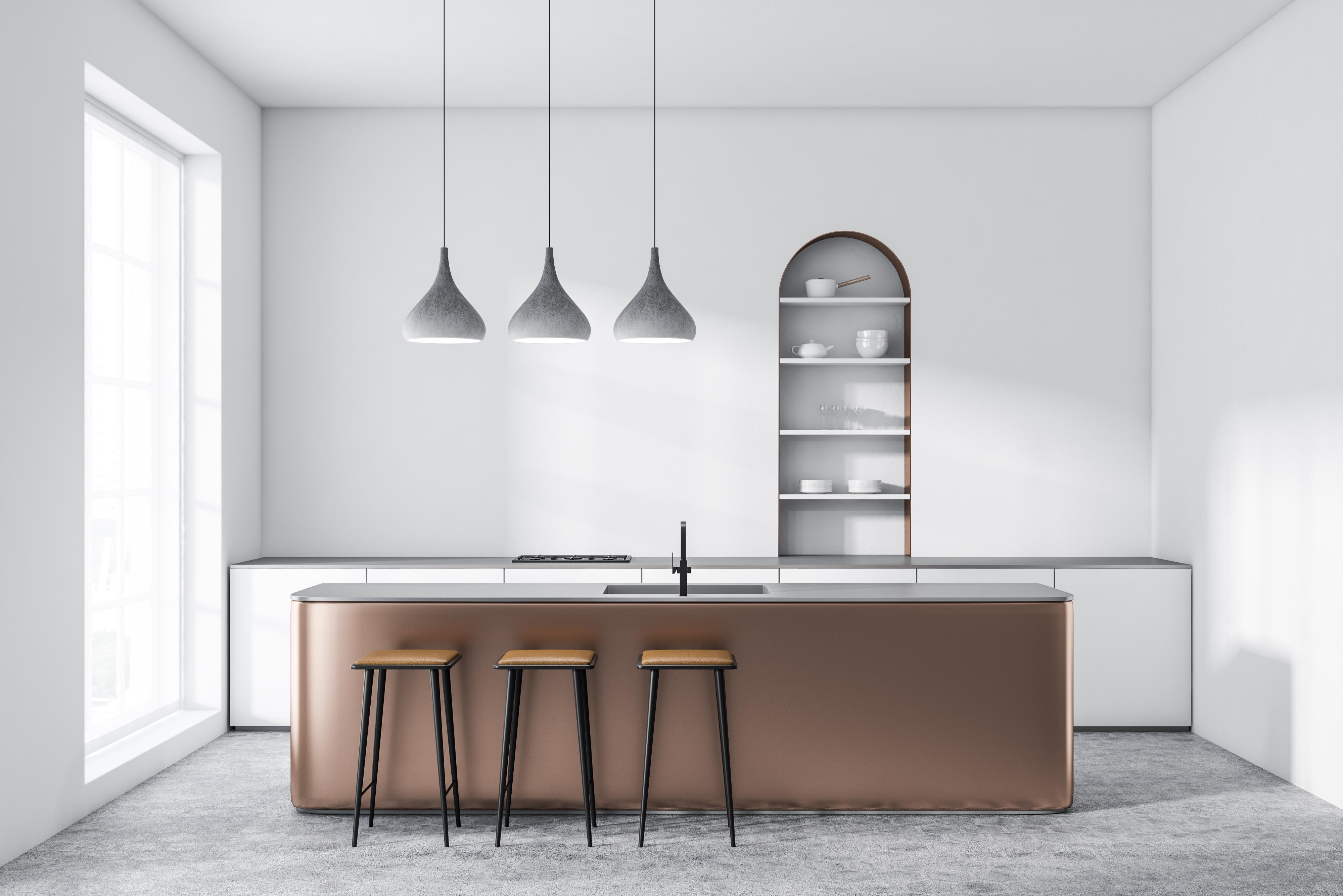 Дизайн арок для кухни