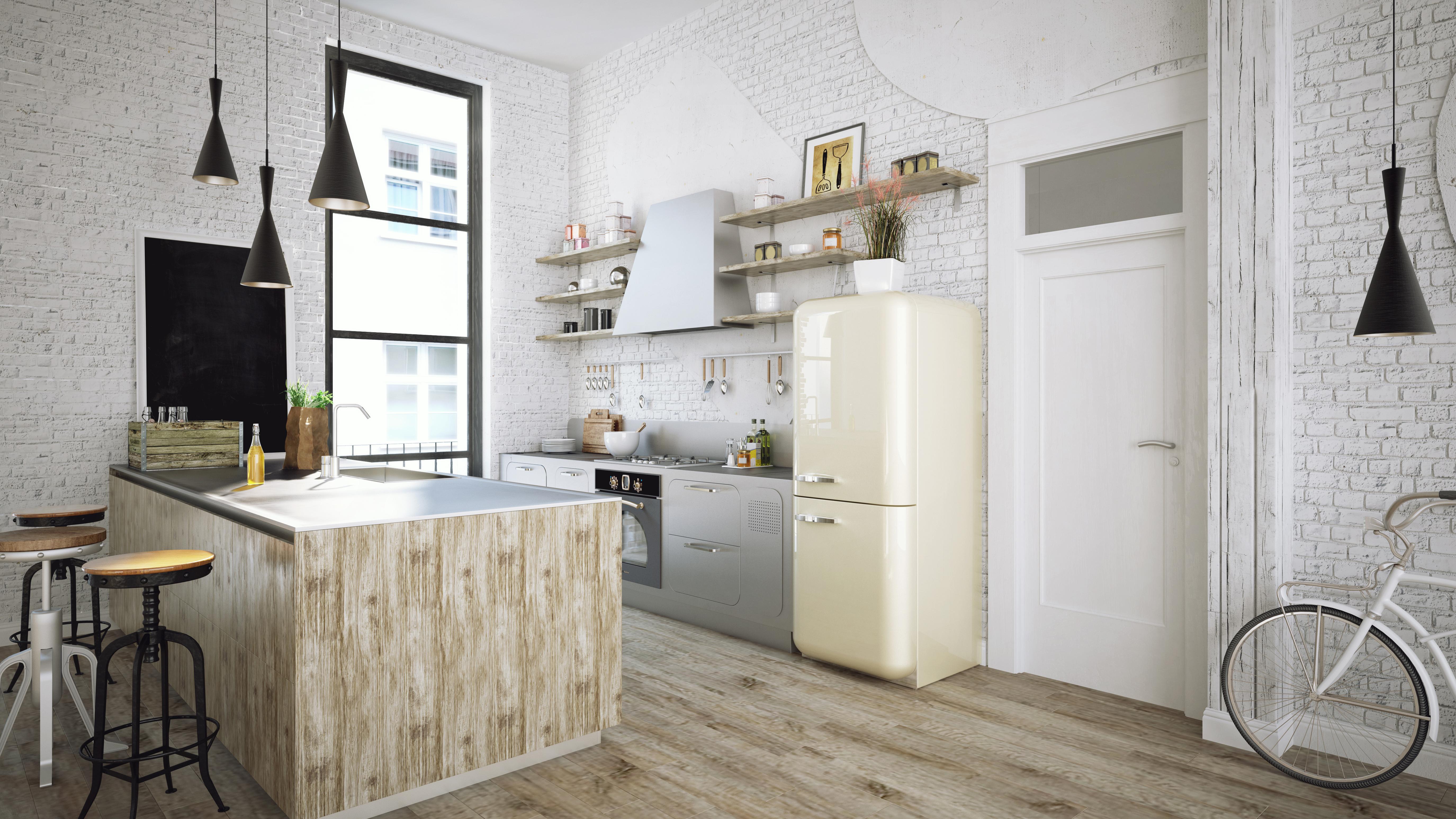 Немецкий дизайн кухни