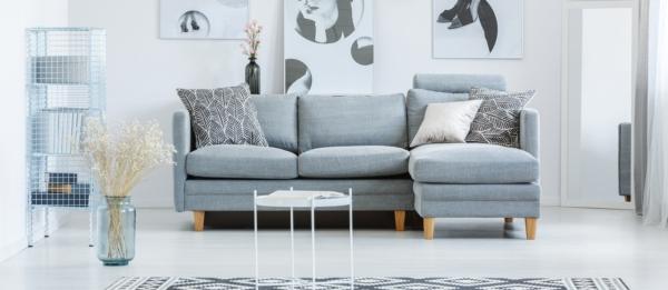 Материал и цвет дивана