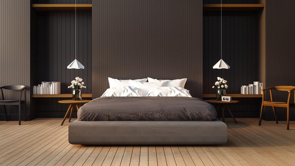 Мебель для спальни, основанная на пространстве