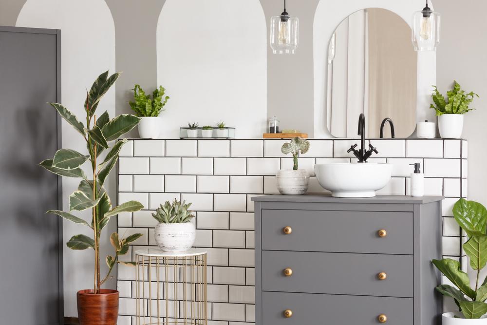 creative Идеи для хранения вещей в ванной