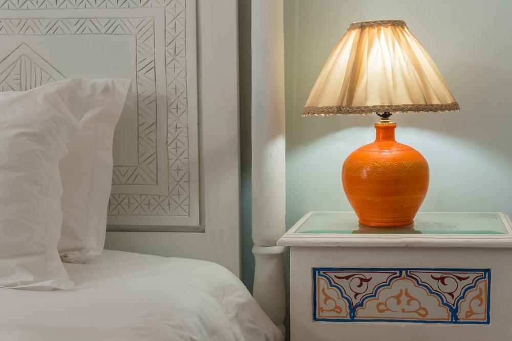 Дизайн спальни в Ченнае