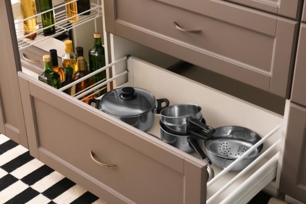 Аксессуары для экономии места для кухни