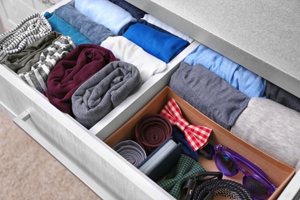 дизайн гардероба, основанный на образе жизни