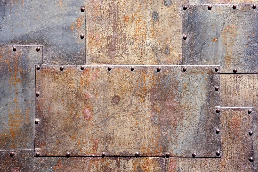 Металлические покрытия для стен