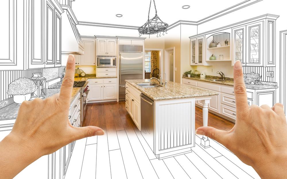 Планирование рабочего треугольника на кухне