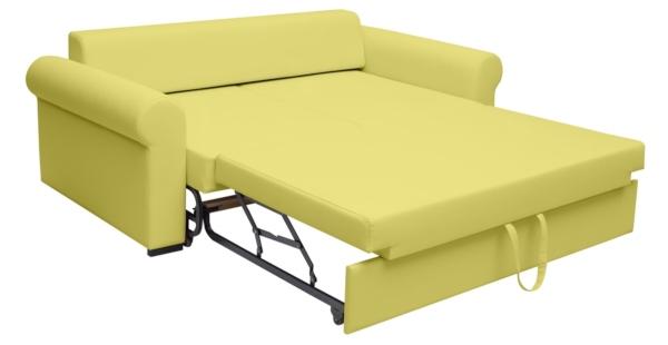 диван вместе с кроватью