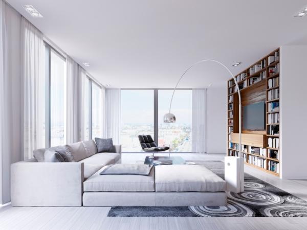 модульный диван для многоцелевой гостиной