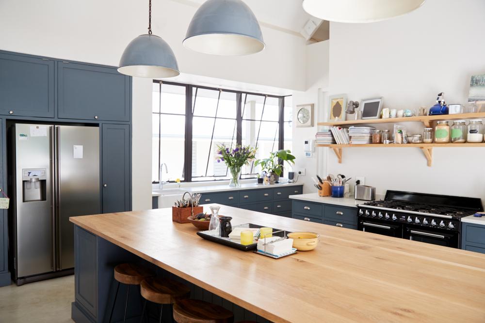 как организовать кухню без альмиры