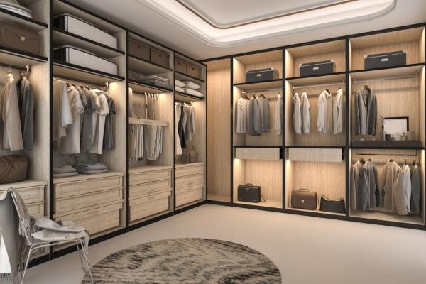 Лофты для гардероба