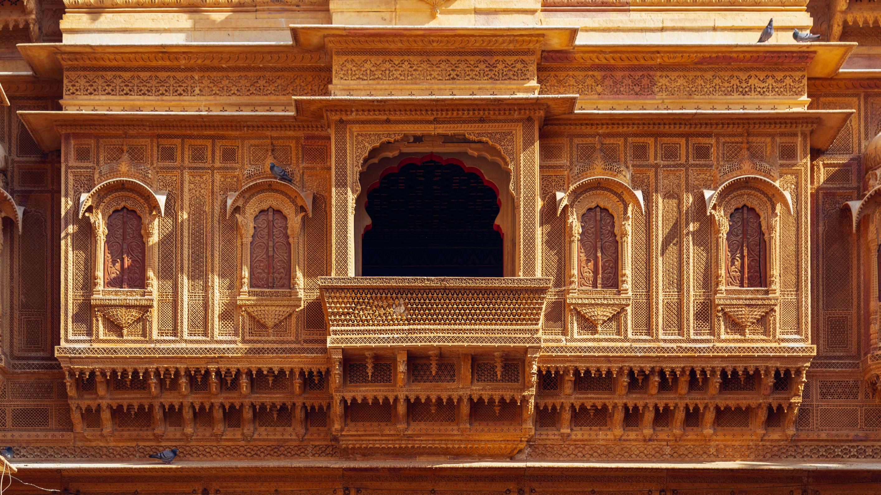 архитектура в Пенджабе