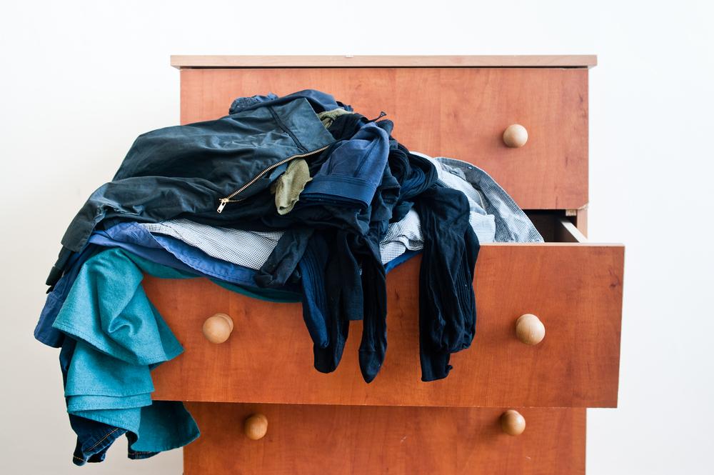 Советы по организации гардероба