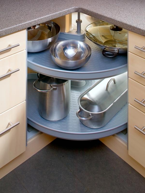 Кухонные угловые решения