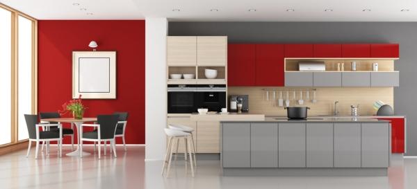 Идеи дизайна модульной кухни