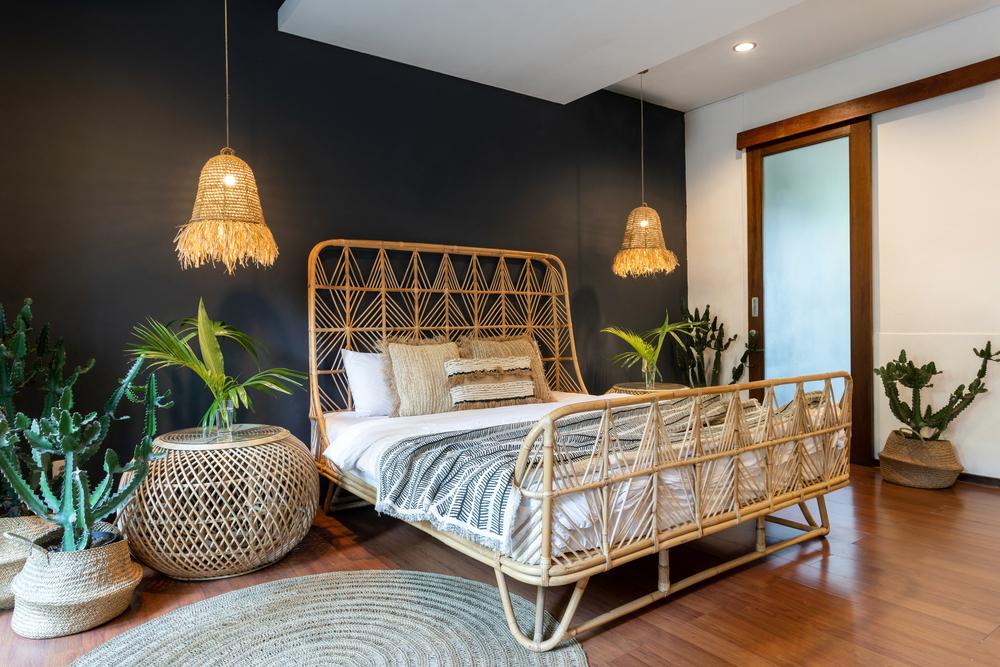 Светильники для спальни в органическом стиле