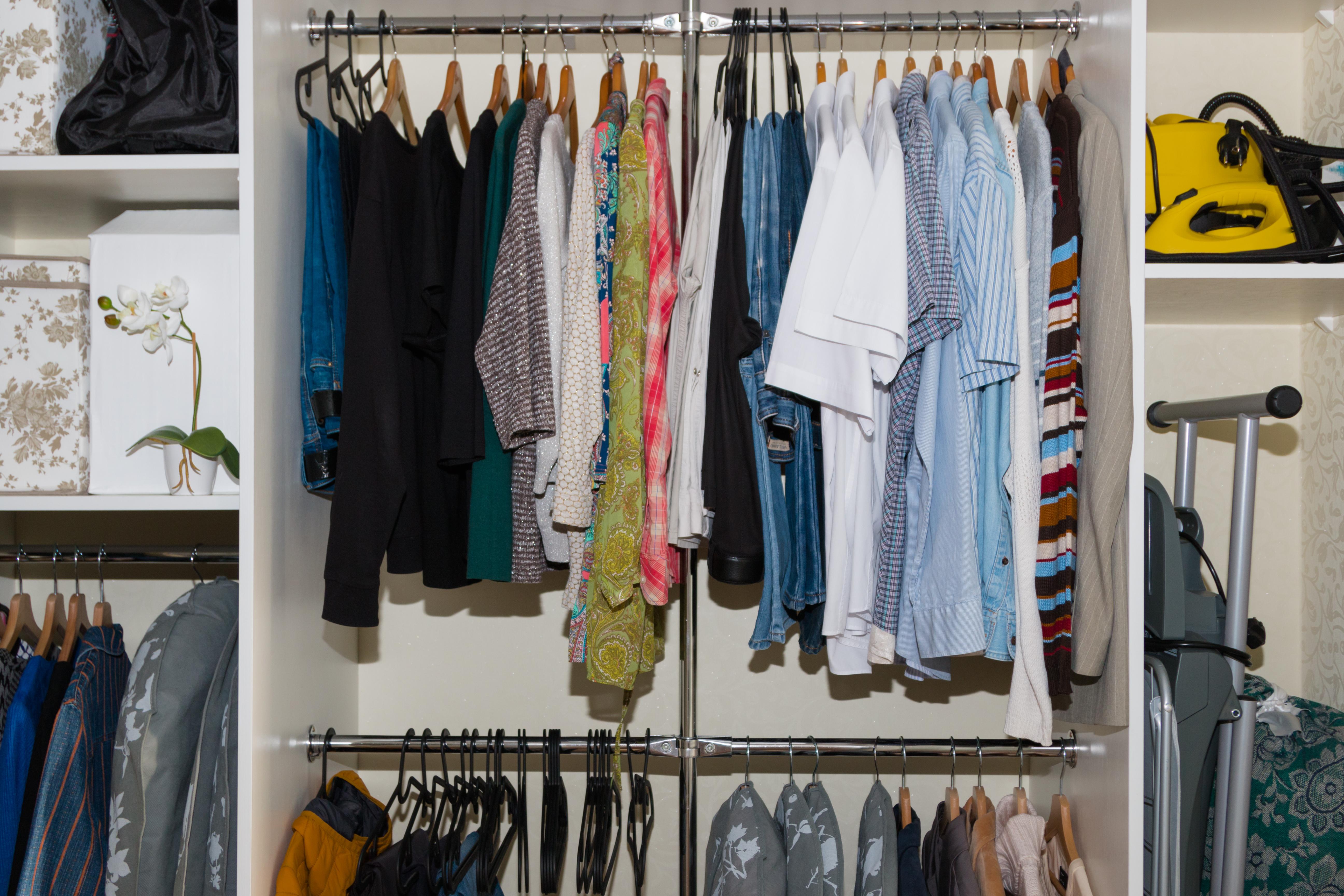 дизайн гардероба в движении
