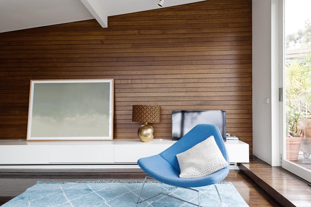 деревянная облицовка стен