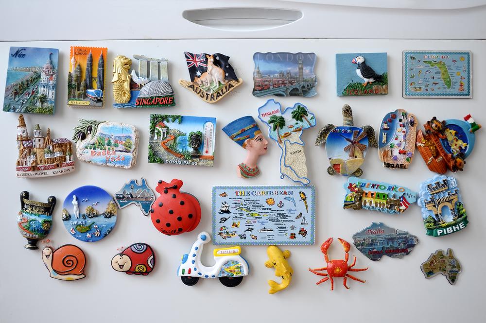 Предметы коллекционирования для путешествий