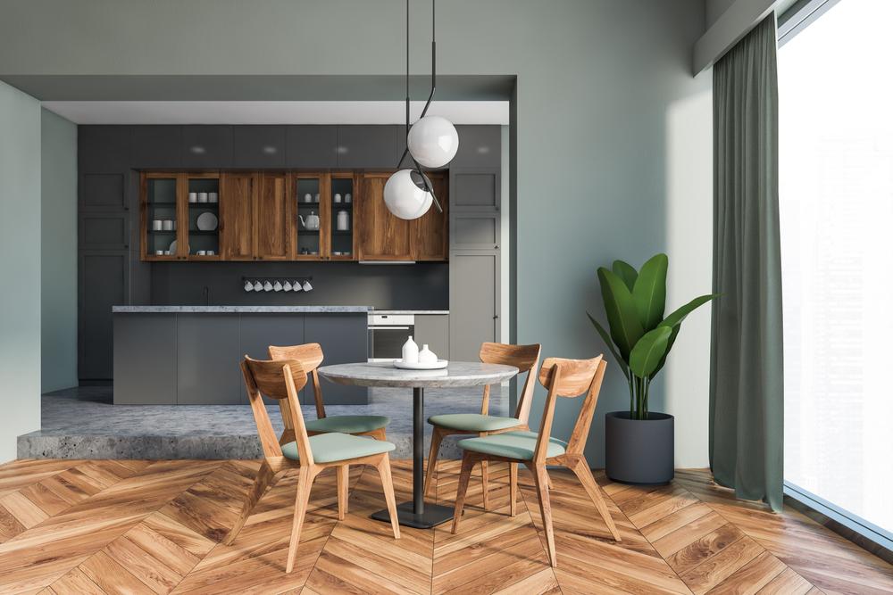 Дизайн столов для компактного дома