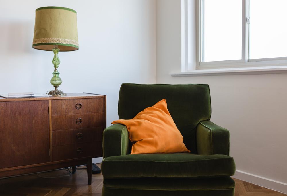 Современная домашняя мебель середины века