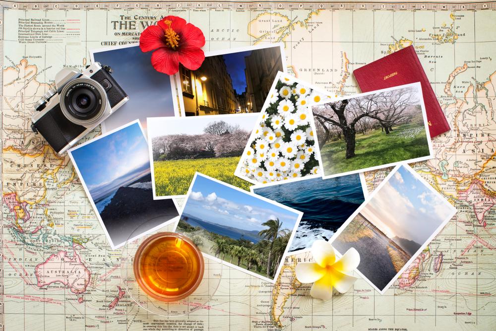 Идеи домашнего интерьера для энтузиастов путешествий