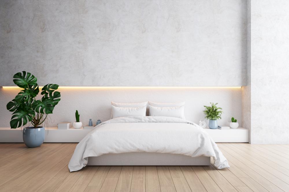 Встраиваемые светильники для спальни