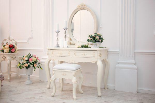 Дизайнерские идеи туалетного столика