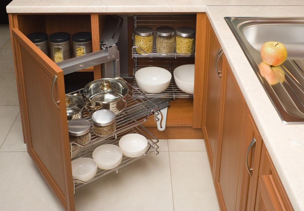 Ремонт кухонной тележки