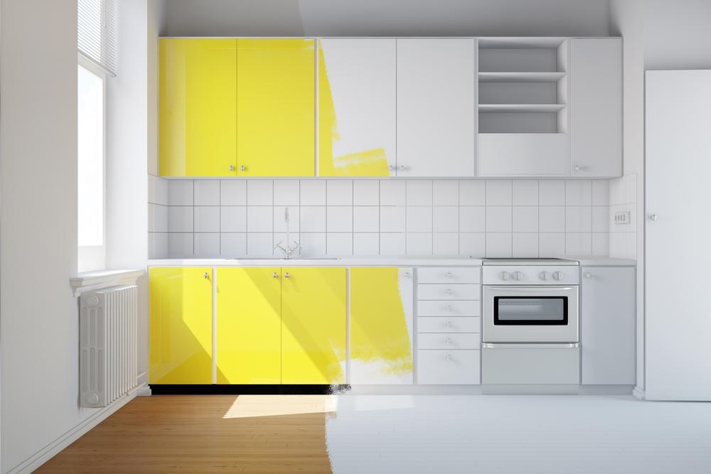 Ремонт кухни для шкафов