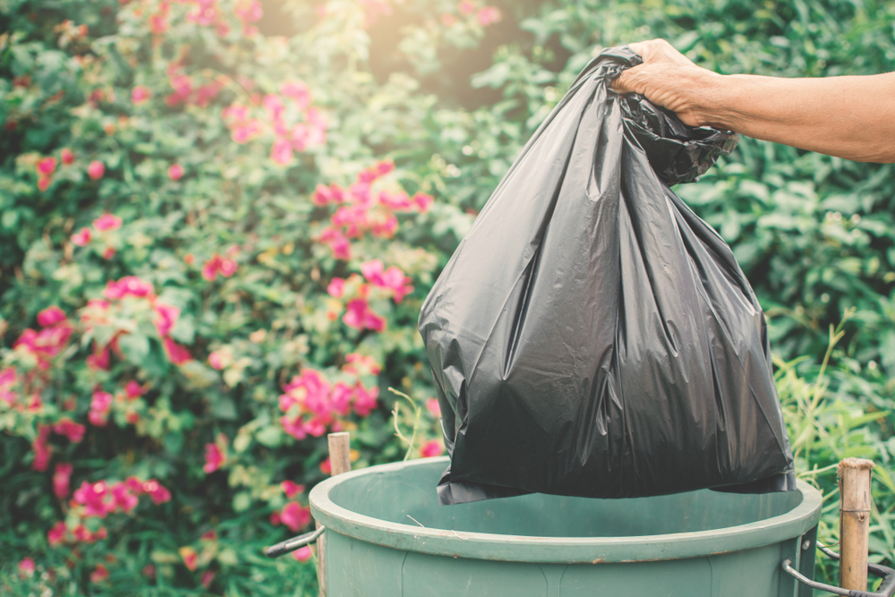 разделяйте отходы