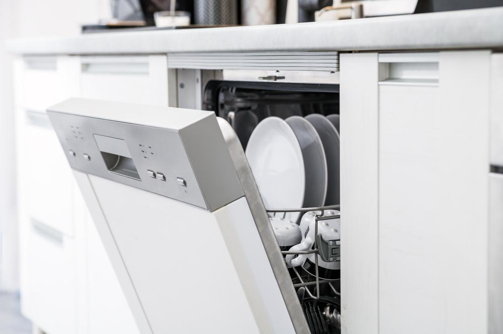 посудомоечная машина Точки водопровода
