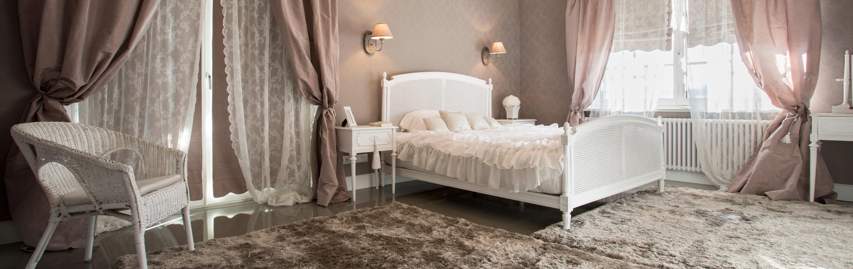 Романтическая спальня дизайны