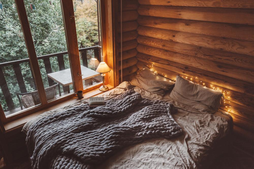 Интерьеры спальни в Мангалоре