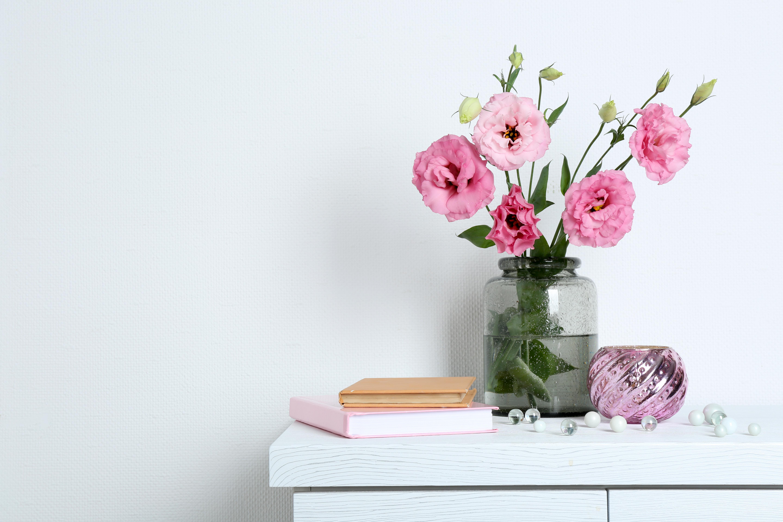 свежих цветов